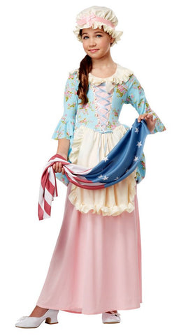 Colonial Lady / Betsy Ross / Martha Washington