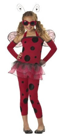 Lady Bug-Child's Costume