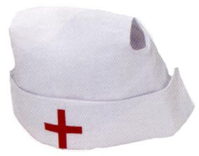 Cotton Nurse Hat