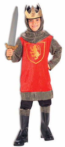 Crusader King Costume