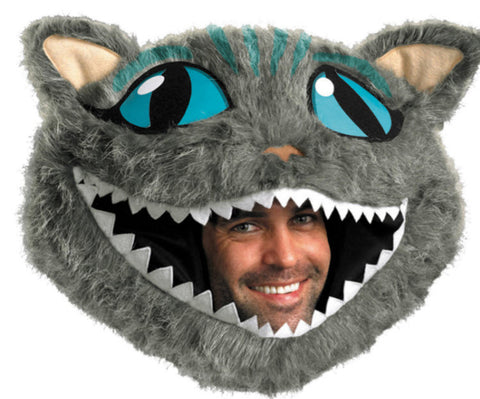 Cheshire Cat Head Piece  11-24901