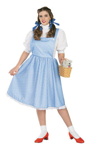 Dorothy Costume - Wizard of Oz (plus size)