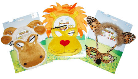 Animal Dress-up Set