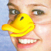 Duck Bill (animal nose)