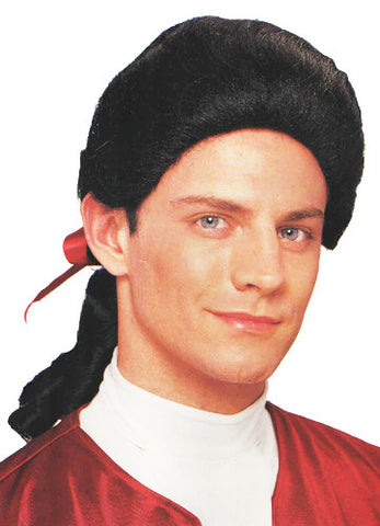 Duke Wig (Gaston like)- Black