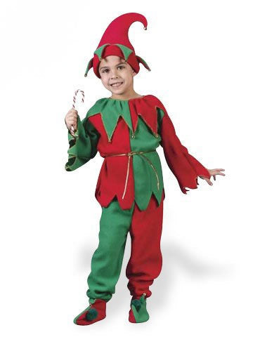 Elf Child Costume - Christmas Costume