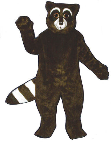 Rex Raccoon Costume