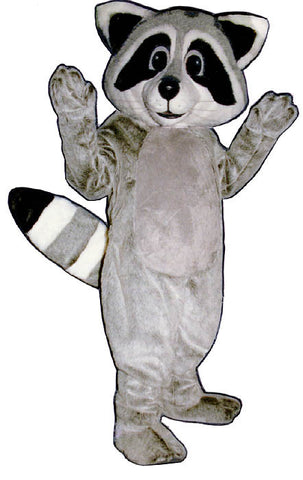 Robbie Raccoon Costume