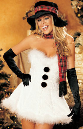 Frosty the Snow Vixen Costume