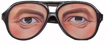 Funny Guy Glasses - Funny Mask Eyeglasses