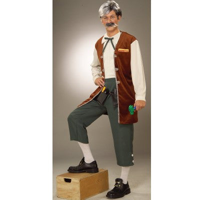 Geppetto The Toymaker Costume