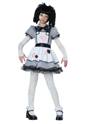 Haunted Doll - Child Costume