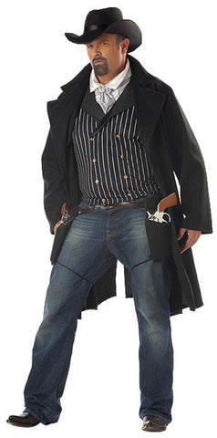 Gunfighter Costume - Plus Size
