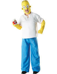 Homer of the Simpsons