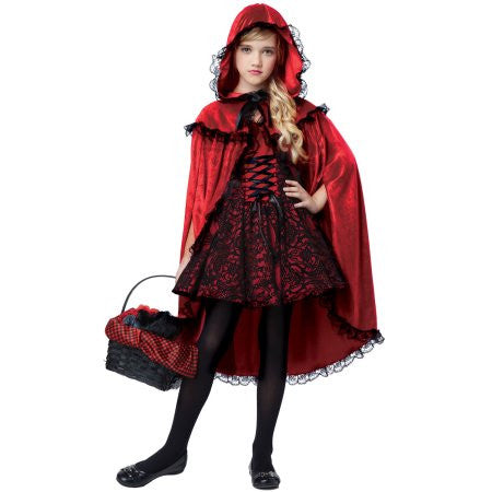 Red Riding Hood - Child Deluxe