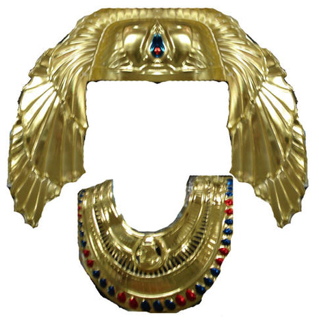 King Tut Headpiece & Neckpiece