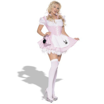 Little Miss Muffet Costume - Sexy