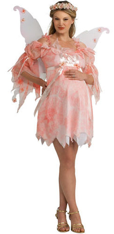 Mommy-to-be Pink Fairy Costume (maternity)