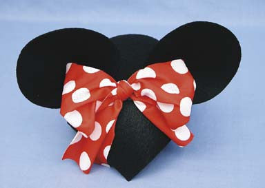 Mouseketeer Hat - Girl Mouse Hat