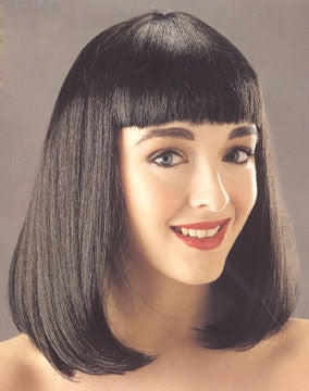 Peggy Sue Wig - Black