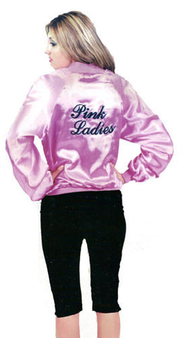 Pink Ladies Jackets (grease)