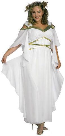Roman Goddess Costume - Plus Size
