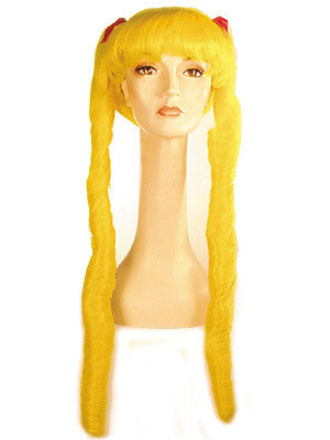 Sailor Moon Yellow Wig