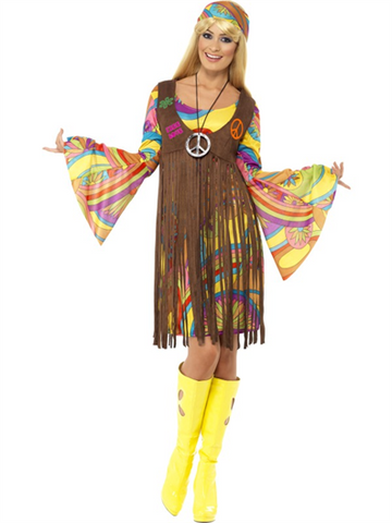 Hippie Dress Plus Size