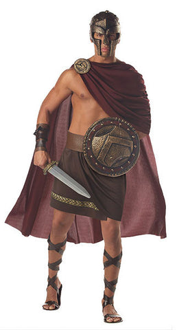 Spartan Warrior - Adult Costume