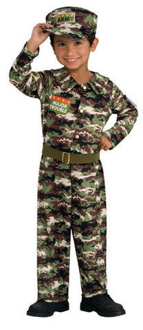 Soldier Costume - Kids & Toddler