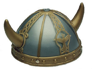Viking Helmet - Childs (Blue & Gold)