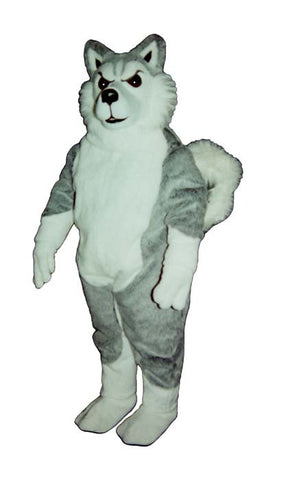Willy Wolf Costume