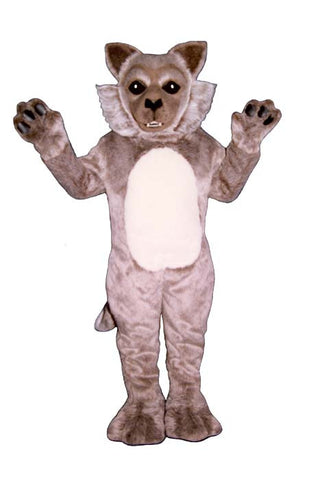 Timber Wolf Costume
