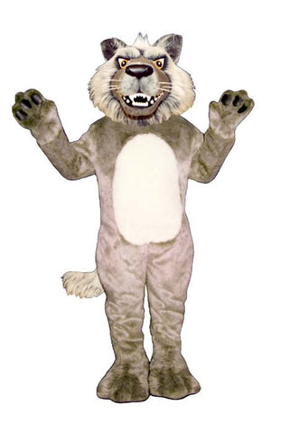 Growling Wolf Costume