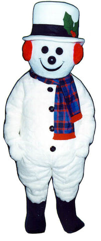 Jolly Snowman Costume