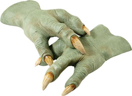 Deluxe Yoda Hands - Star Wars