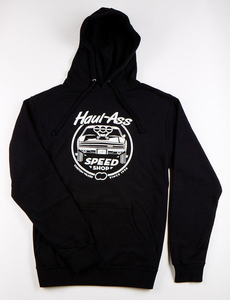 Haul Ass Speed Shop Hooded Sweatshirt