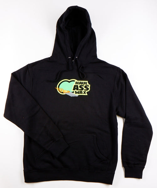 Haul Ass Wax Hooded Sweatshirt