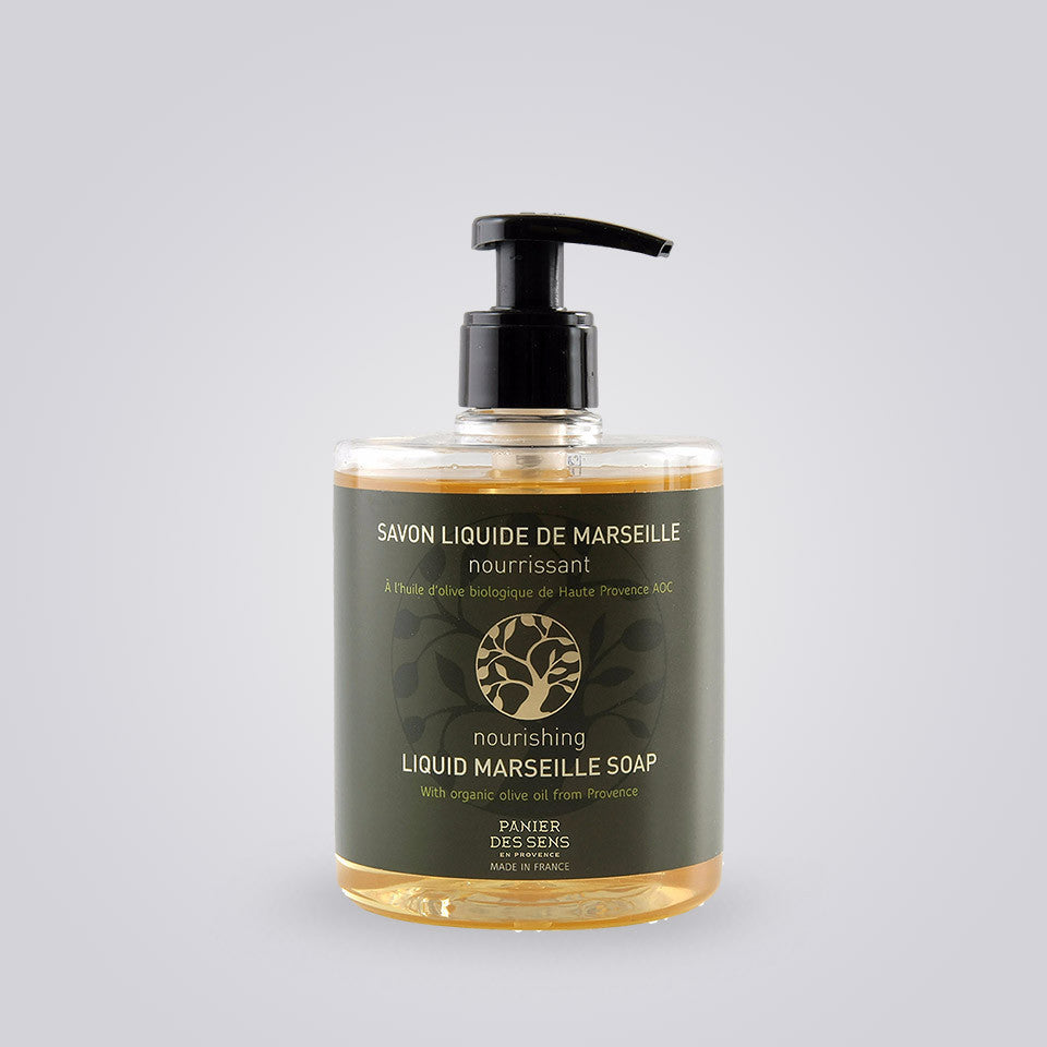 Olive Liquid Marseille Soap
