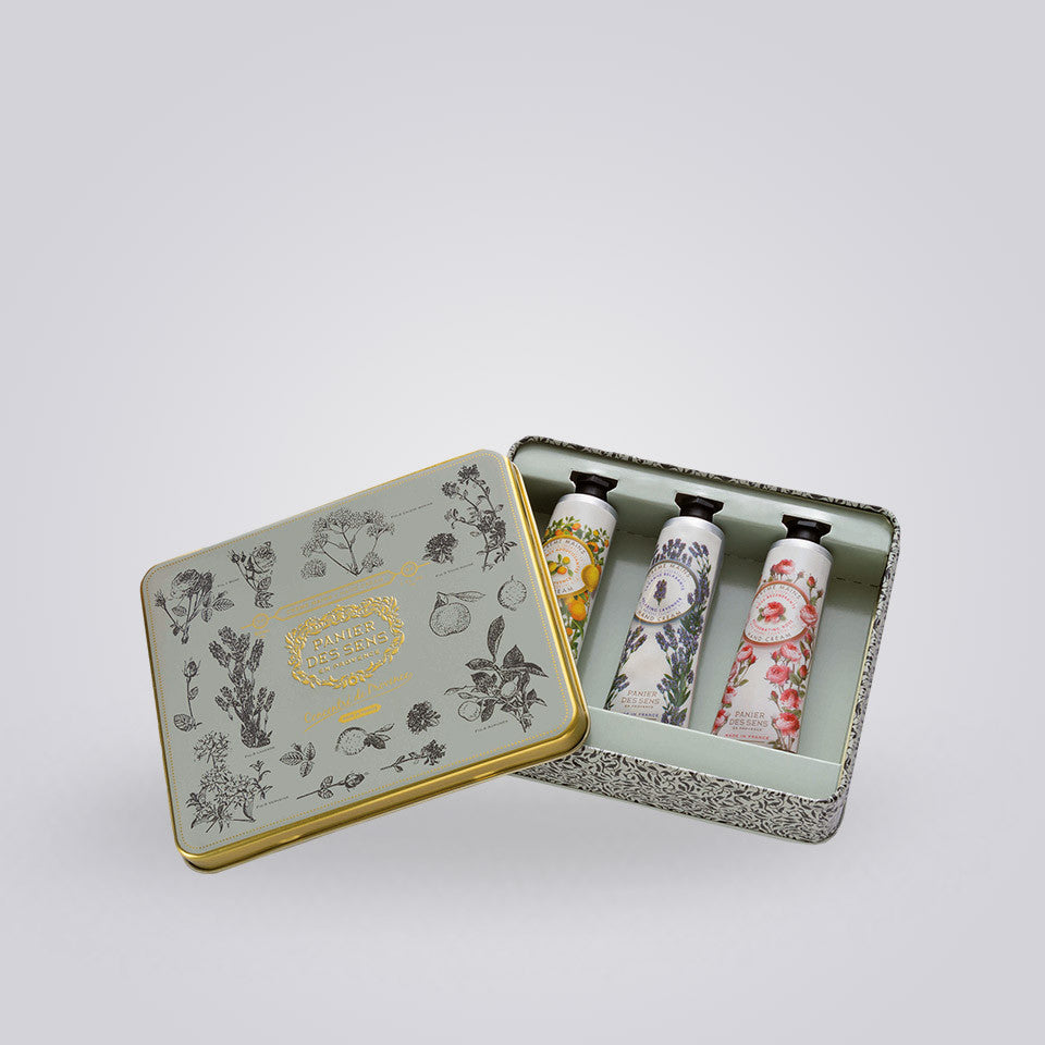 Hand Cream Gift and Travel Set