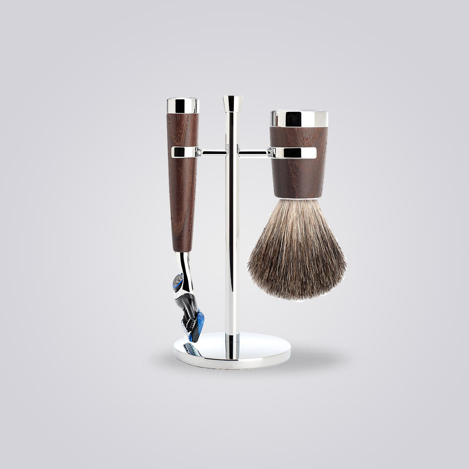 Liscio 3 piece shaving set-S181H140F