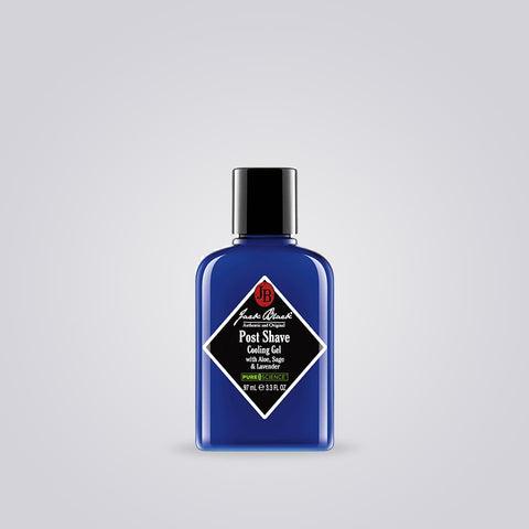 Post Shave Cooling Gel with  Aloe, Sage & Lavender