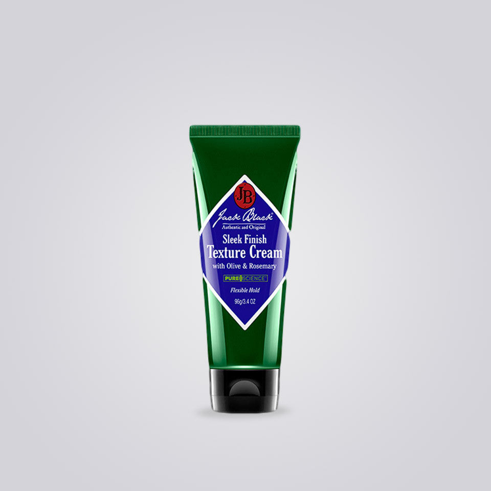 Sleek Finish Texture Cream with  Olive & Rosemary