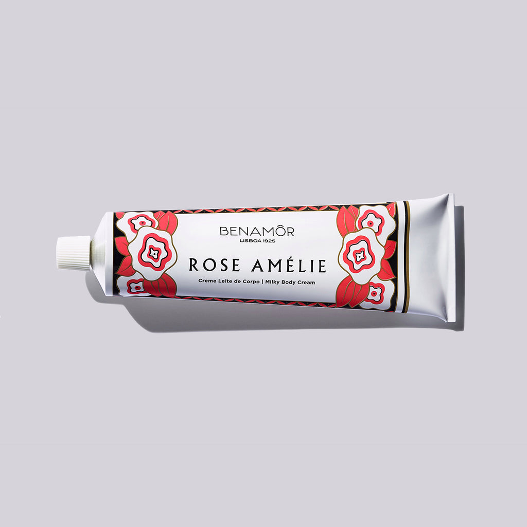 Rose Amélie Milky Body Cream