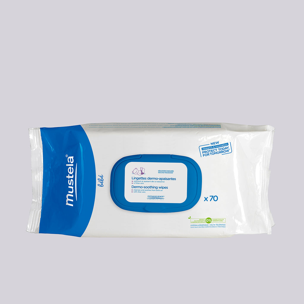 Cleansing Wipes Delicately Fragranced