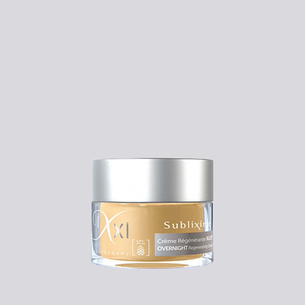 Sublixime Overnight Regenerating Cream