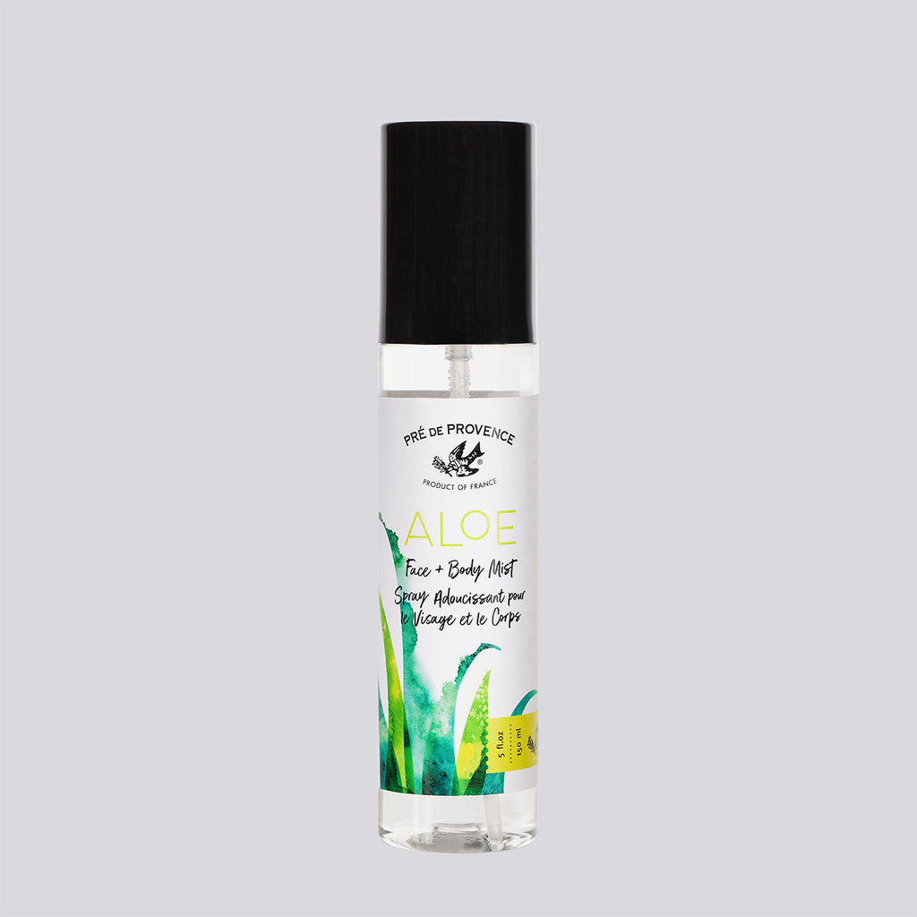 Aloe Face + Body Mist