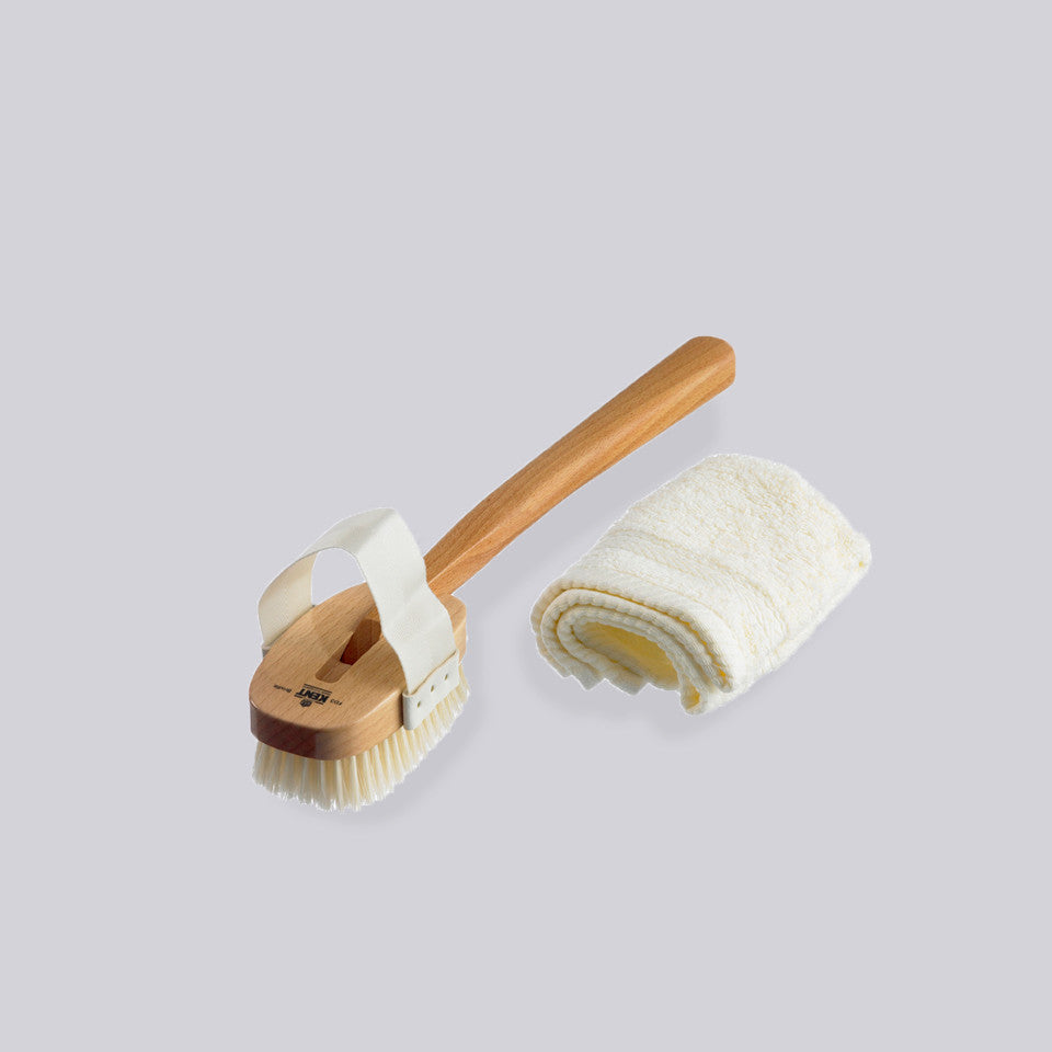 Luxury bath brush FD3