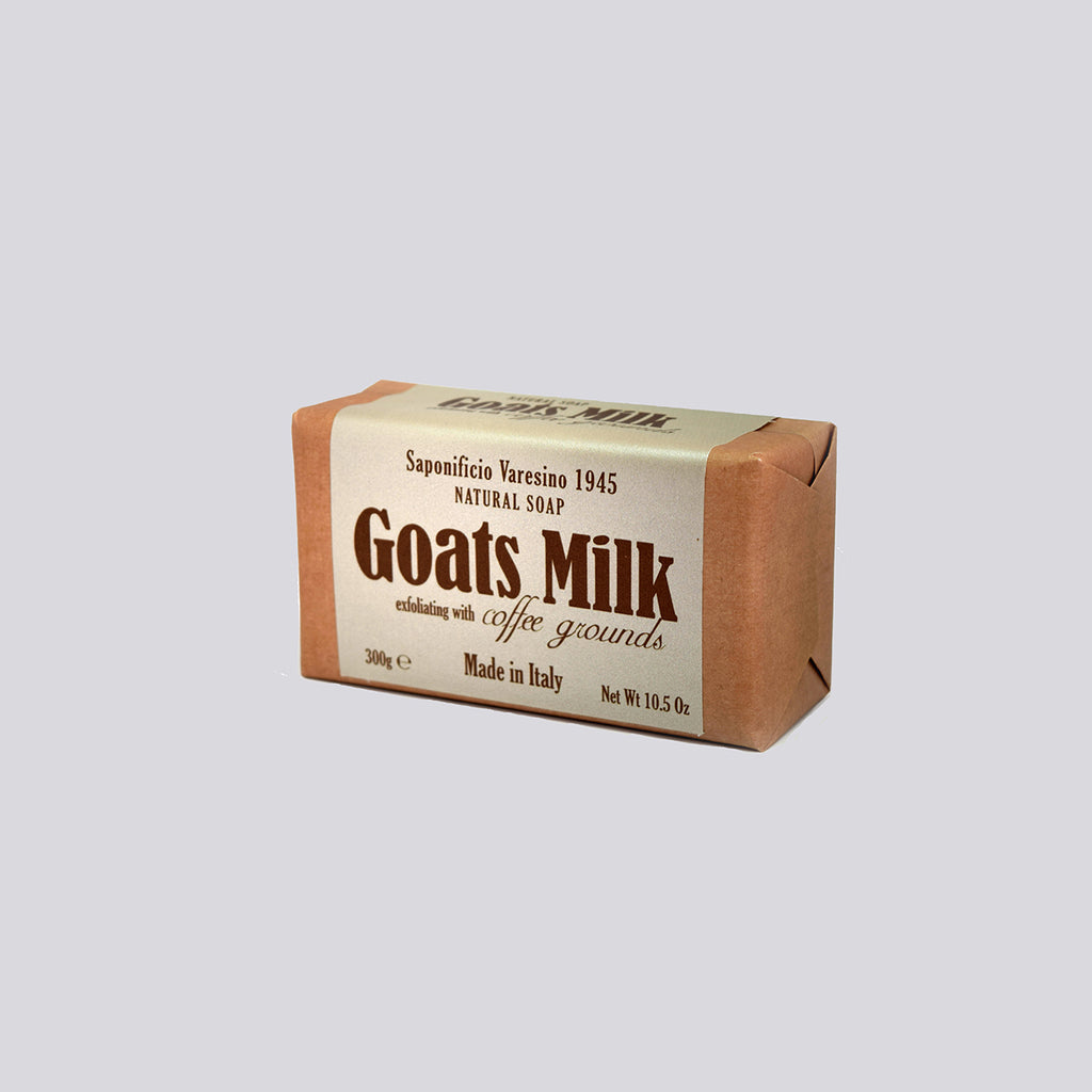 Goats Milk & Coffee Grounds Soap