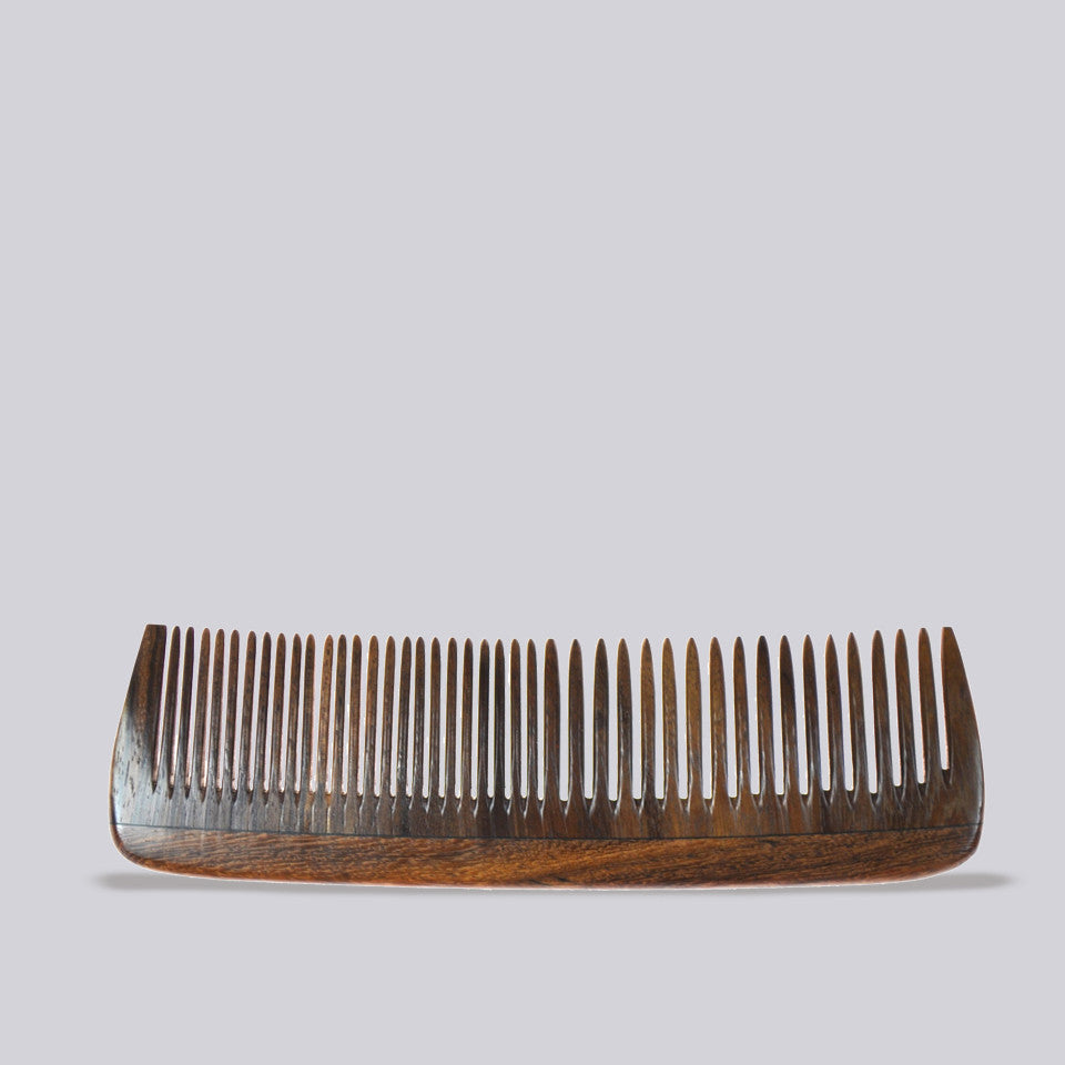 Rosewood Styling Comb